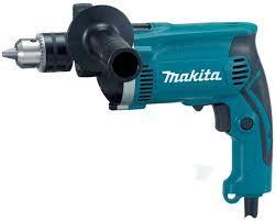 Kézi fúrógép, max. 13 mm fúrás fémben Makita HP 1630 , 230 V