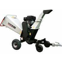 Ágaprító, ágdaráló, ágzúzó gép, max. 100 mm ágakhoz!!! Benzines Lumag Rambo HC 15- Pro