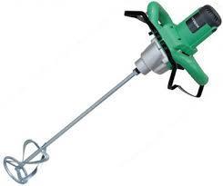 Habarcs, festék,  esztrich keverő  2 sebességes, keverőszárral Hi UM 16 VST  230 V