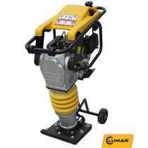 Döngölő béka,  Lumag VS-80 C benzines ( 100-as benzin!!! ), 78 kg , 1000 kg ütőerő.