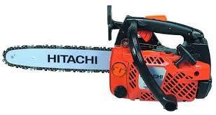 Láncfűrész  300 mm-es fűrészlappal, benzines 2 ütemű!  Hitachi CS30EH