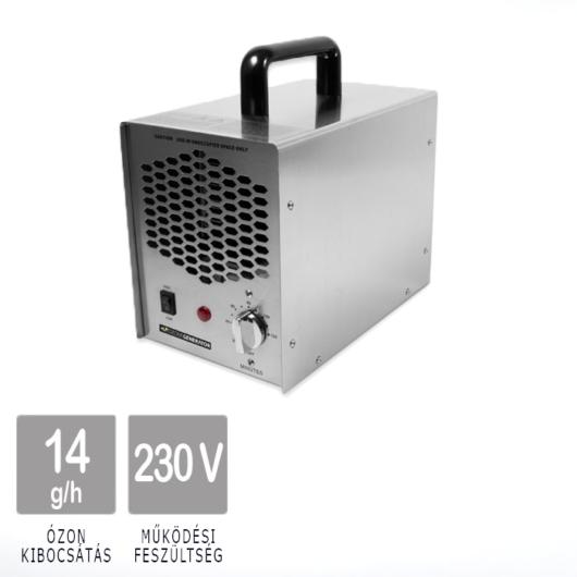 Ózongenerátor, Chrome 14000. Lakások, termek  fertőtlenítésére, szagtalanítására
