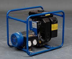 Áramfejlesztő, aggregátor 2 kW, 230 V benzines 4 ütemű