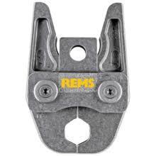 Préspofa REMS Power Press SE géphez, és REMS EcoPress kézi csőpréshez