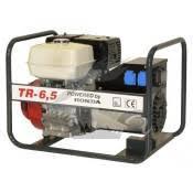 Áramfejlesztő, aggregátor TR 6.5  benzines!