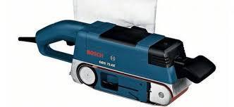 Szalagcsiszoló 75 mm , Bosch GBS 75AE ,  230V
