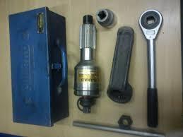 Nyomatéksokszorozó, mechanikus 440-2300Nm, Plarad XVR25